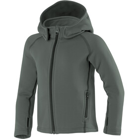 Houdini Power Veste Enfant, deeper green